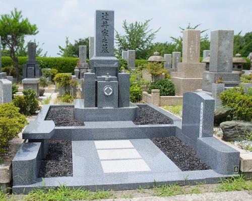 辻井家墓碑.JPGのサムネール画像