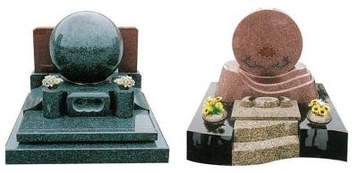 中国産墓石の品質のバラつき