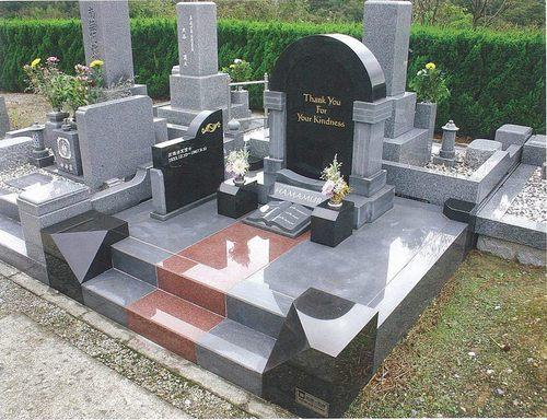 「デザイン墓石写真集Ⅱ」掲載作品1.jpgのサムネール画像