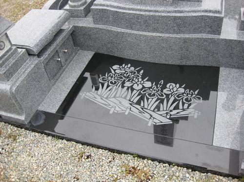 「和」のデザイン墓石6.JPGのサムネール画像