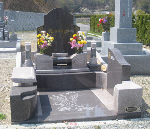 M家オリジナルデザイン墓石1.jpgのサムネール画像
