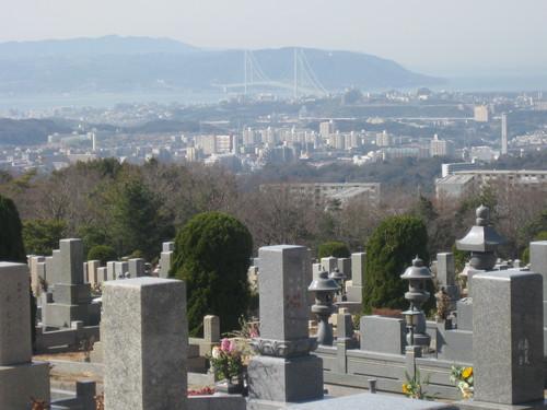 神戸市営鵯越墓園.JPG